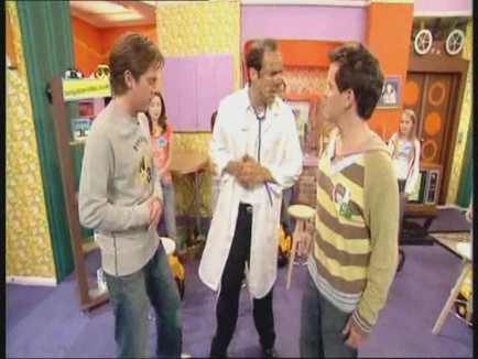 Doctor, Dick & Dom in da Bungalow, BBC ONE.